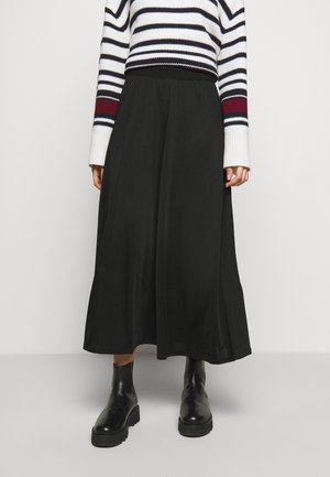 ANABEL - A-line skirt - black