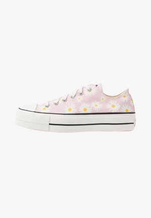 CHUCK TAYLOR ALL STAR LIFT - Trainers - pink/white/black