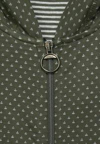 Cecil - Zip-up sweatshirt - olive - 3