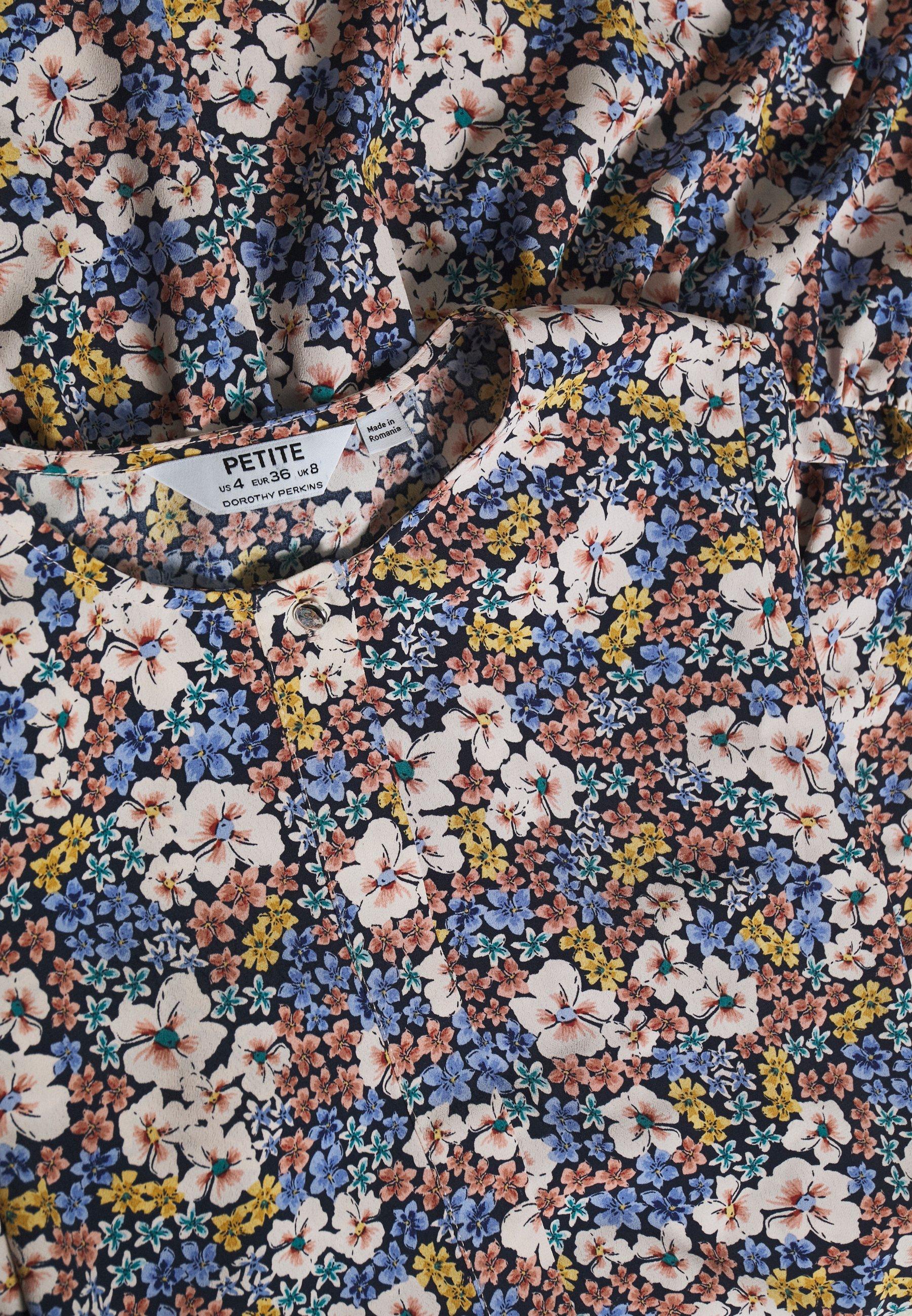 Dorothy Perkins Petite PETITES DITSY SMOCK DRESS - Robe d'été - multi - Robes femme mKiJ4