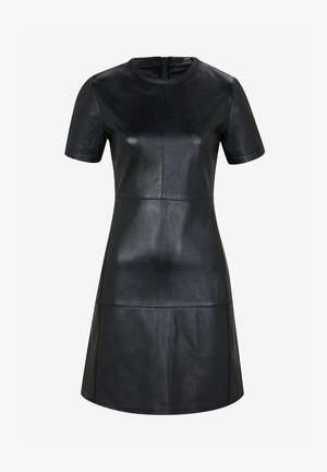 Lu - Shift dress - schwarz