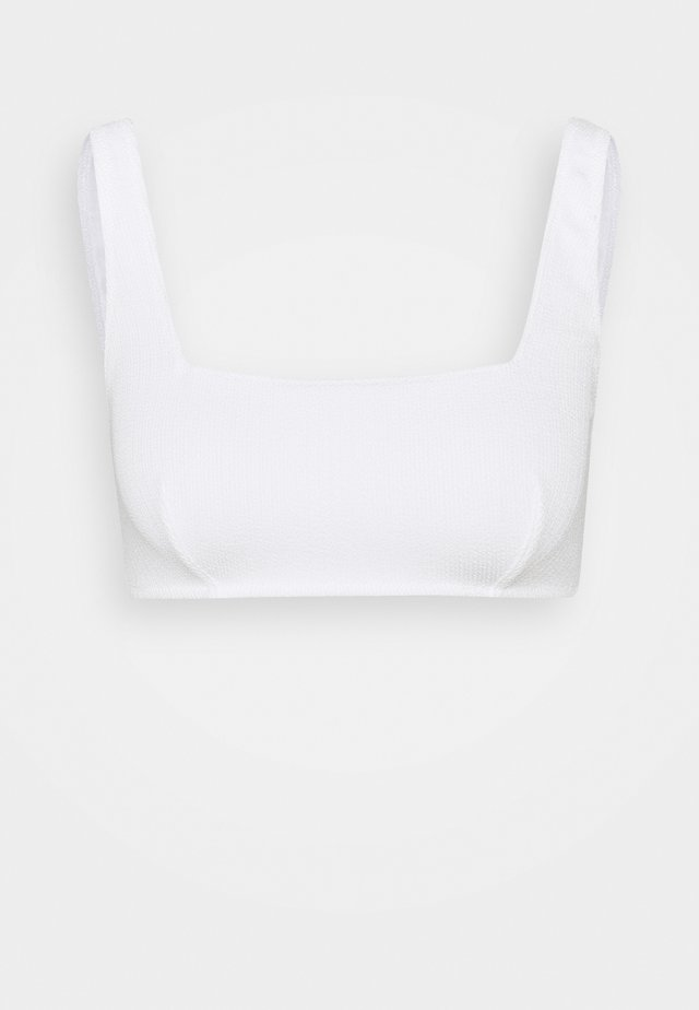 ELISA BRASSIERE - Bikiniyläosa - blanc
