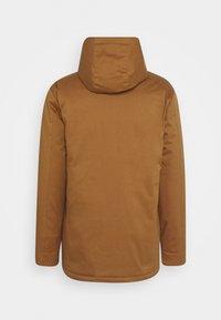 REVOLUTION - Winter coat - brown - 1