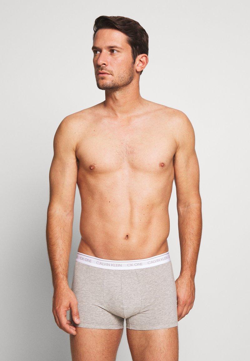 Calvin Klein Underwear - TRUNK - Culotte - grey