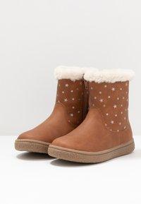 Friboo - Kotníkové boty - brown - 3