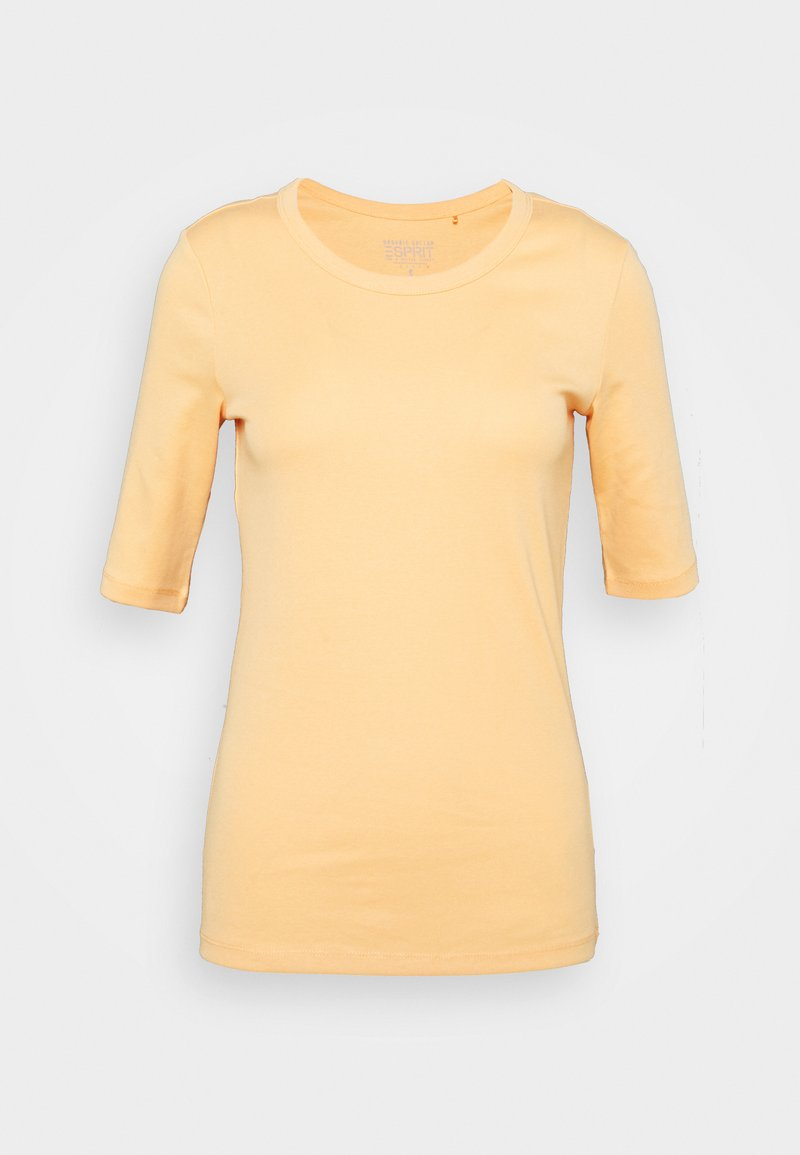 Esprit - Basic T-shirt - peach