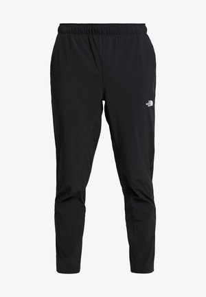 TECH PANT - Verryttelyhousut - black