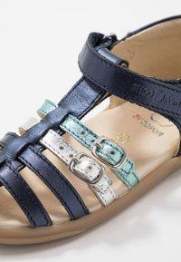 Shoo Pom - PIKA SPART - Sandals - navy/opal/silver - 2