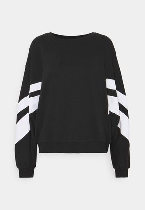 ONLJOSSA SPORTY - Sweatshirt - black