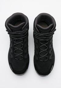 Lowa - INNOX PRO GTX MID - Hiking shoes - schwarz/grau - 3