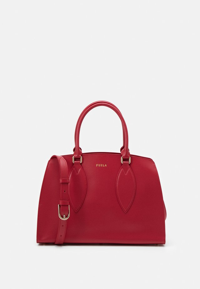 DORIS TOTE - Sac à main - ruby