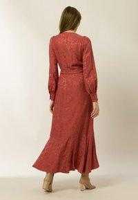 IVY & OAK - Maxi dress - tuscan red - 1