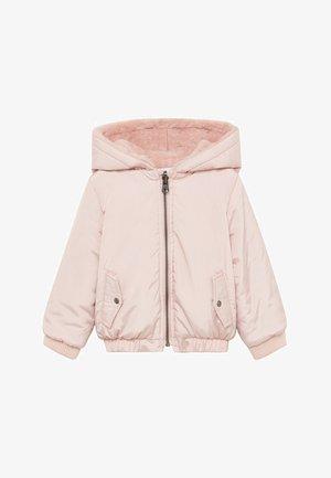 MARGO - Winter jacket - pink