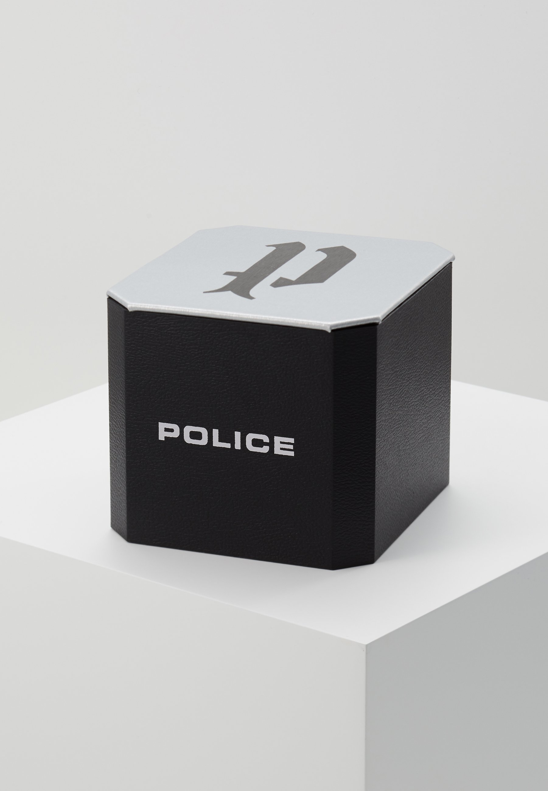 Police LUANG - Kronografklokke - black/gull aEHXKB1dnKJTmmh