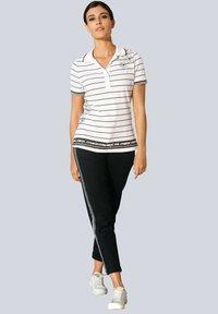 Alba Moda - Polo shirt - weiß,schwarz - 1