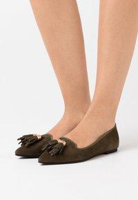 Pretty Ballerinas - ANGELIS  - Ballet pumps - oro/canada - 0