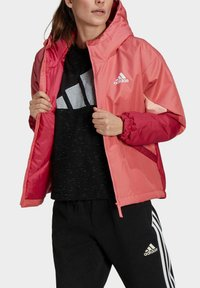 adidas Performance - BACK TO SPORT - Outdoor jacket - pink - 4