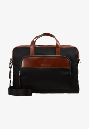 MESSENGER/BRIEFCASE - Across body bag - black