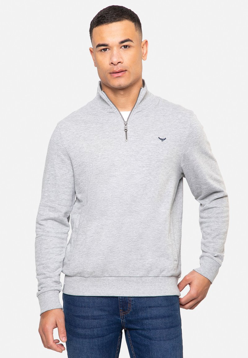 Threadbare - Sweatshirt - hgrau