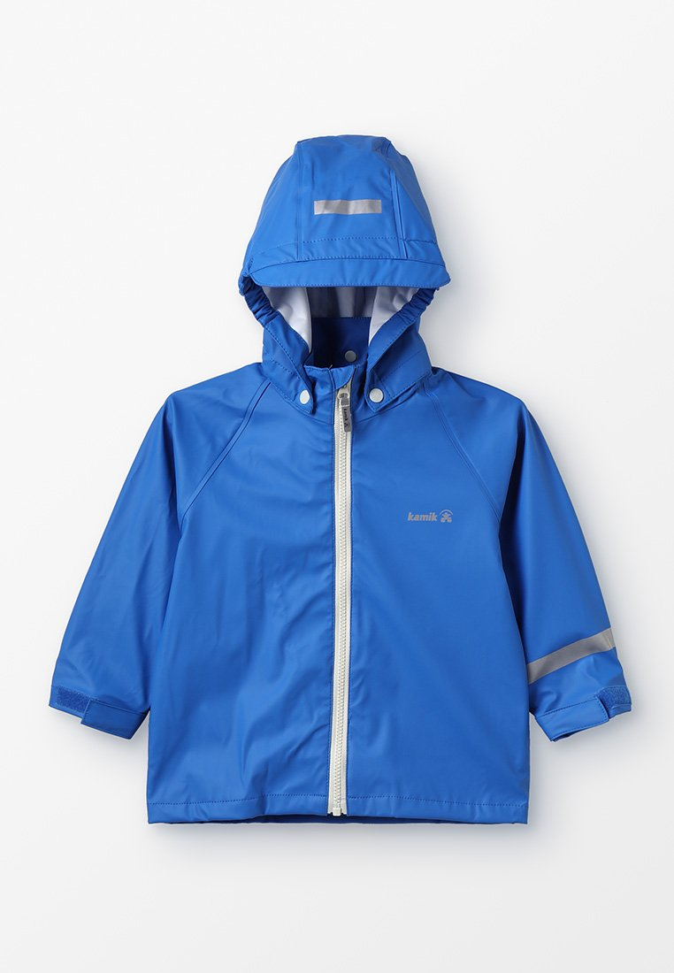 Kamik - SPOT - Waterproof jacket - strong blue