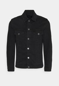 Jack & Jones - JJIALVIN JJJACKET AGI - Denim jacket - black denim - 5