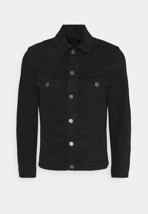 JJIALVIN JJJACKET AGI - Denim jacket - black denim