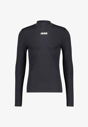 """""""COMFORT 2.0"""" - Long sleeved top - schwarz / weiss"""