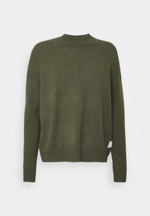 LONG SLEEVE - Jumper - utility olive