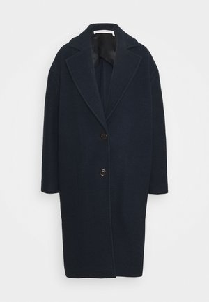 Classic coat - dark denim