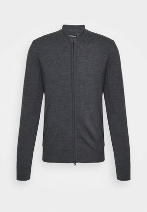 LYAM  - Cardigan - dark grey melange