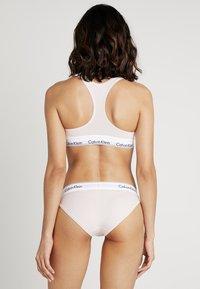 Calvin Klein Underwear - MODERN BRALETTE - Brassière - nude - 2