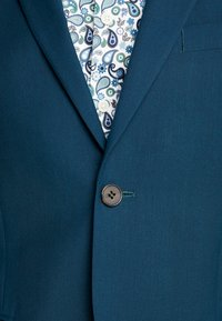 Isaac Dewhirst - FASHION SUIT - Suit - teal - 10