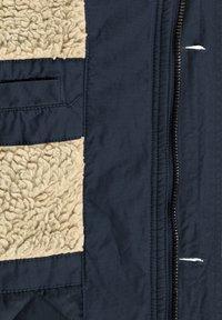 Solid - WINTERJACKE CLARKI TEDDY - Winter coat - insignia b - 6