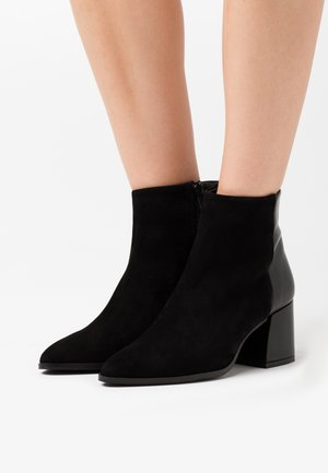 VMNOLA - Ankle boots - black