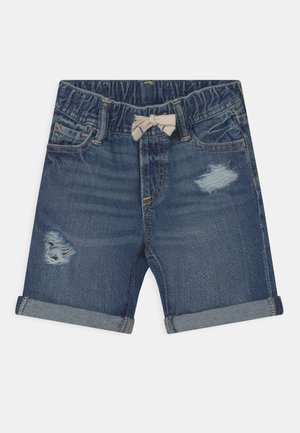 TODDLER BOY - Denim shorts - blue denim