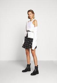The Kooples - JUPE - A-line skirt - black - 1