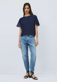 Pepe Jeans - GEOVANNA - Blouse - dark blue - 1