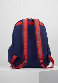 Kipling - SEOUL GO - School bag - polish blu/transparent - 3