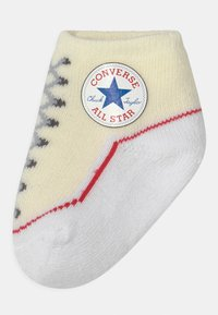 Converse - CHUCK TODDLER 2 PACK UNISEX - Socks - navy/off white - 1