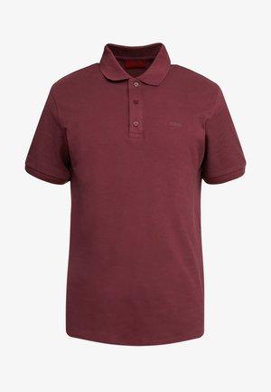 DONOS - Polo - dark red