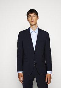 HUGO - JEFFERY SIMMONS - Suit - dark blue - 0