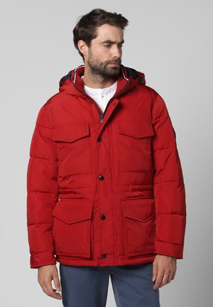 Winter jacket - rot