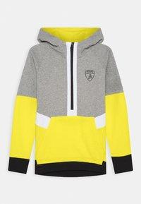 Automobili Lamborghini Kidswear - MULTICOLOR HALF ZIP - Sweatshirt - grey antares - 0