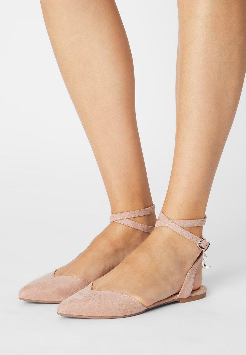 Even&Odd - Ballet pumps - light pink