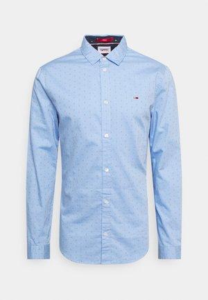 TJM TWILL SHIRT - Shirt - moderate blue dobby