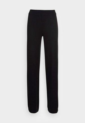 GALINE RACHELLE PANTS - Tracksuit bottoms - black