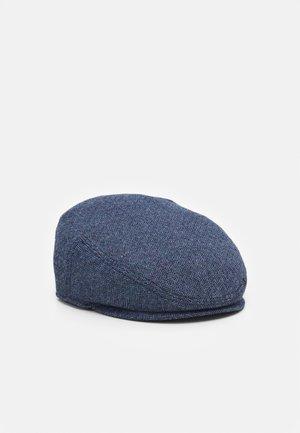 PENLEA FLATCAP - Muts - mid blue