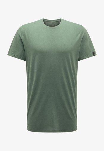 T-shirt - bas - fjell green
