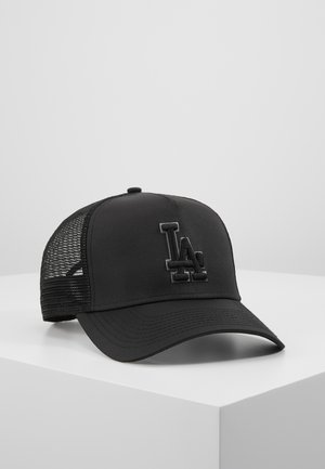 TONAL AFRAME TRUCKER - Cap - black