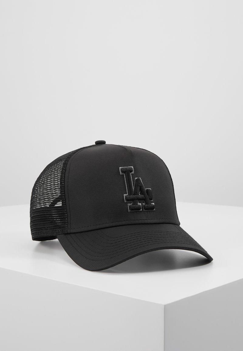 New Era - TONAL AFRAME TRUCKER - Caps - black